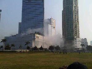 tragedi bom 17 Juli 2009 di Jakarta
