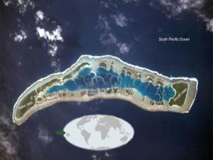 Pulau Milenium dan Letaknya