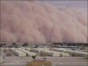 badai pasir